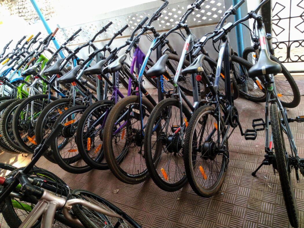cycling zens rental